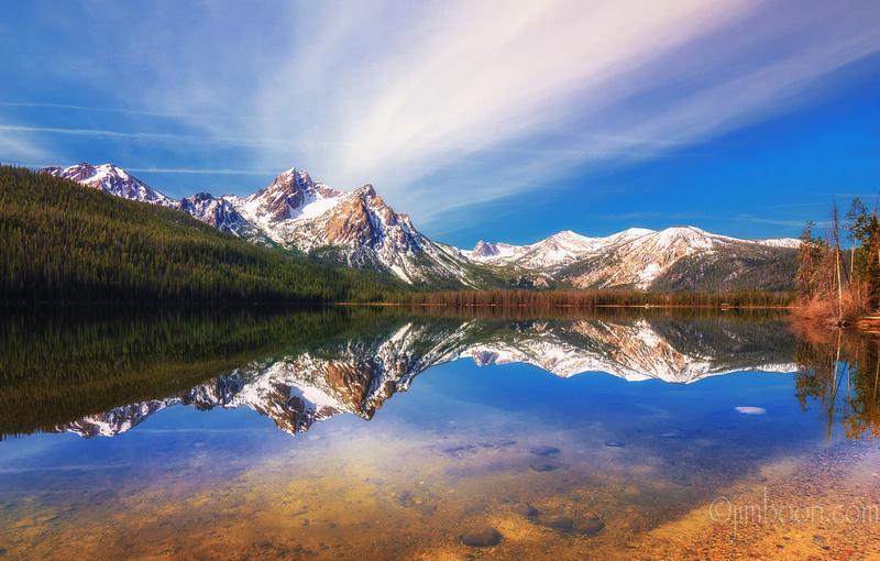 Stanley Lake Idaho